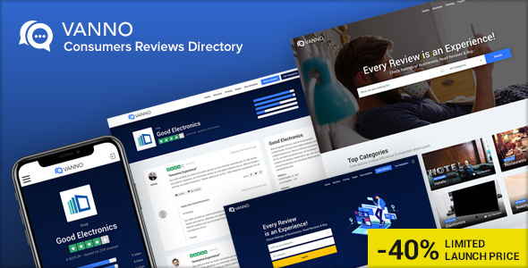 Vanno - Consumers Reviews and Rating Directory - Business Corporate