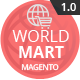 Worldmart - Multipurpose Magento 2 Theme - ThemeForest Item for Sale