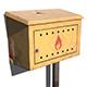 Gas Box PBR 3d Model