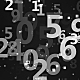 Numbers Backgrounds - GraphicRiver Item for Sale