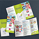Kids Art Camp Trifold Brochure - GraphicRiver Item for Sale