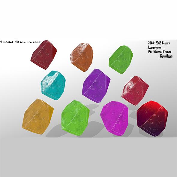 crystal_2 - 3DOcean Item for Sale
