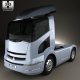 Mitsubishi Fuso Tractor Truck 2004 - 3DOcean Item for Sale