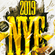 NYE Flyer Template - GraphicRiver Item for Sale
