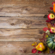 Free Download Fall background with orange onion squash and pears, Nulled