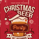 Christmas Beer Party - GraphicRiver Item for Sale