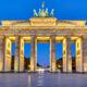 Free Download The Brandenburg Gate in Berlin  Nulled