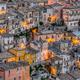 Free Download Detail of Ragusa Ibla at dawn Nulled