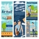 Post Air Mail Delivery Service - GraphicRiver Item for Sale