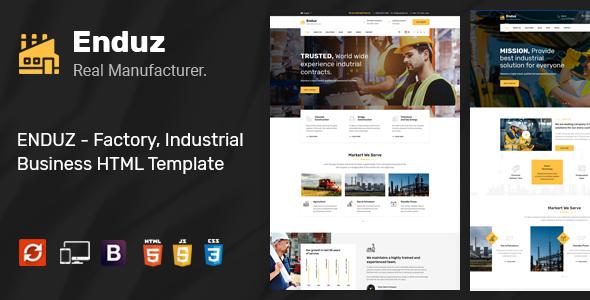 https://themeforest.net/item/enduz-factory-business-html-template/22867369?ref=dexignzone