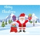 Santa Claus with a Bag of Toys - GraphicRiver Item for Sale