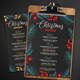 Christmas Festive Menu - GraphicRiver Item for Sale