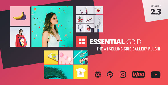 Essential Grid Gallery WordPress Plugin Nulled