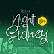 Night in Sidney - GraphicRiver Item for Sale