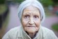 Portrait of senior woman looking at camera - PhotoDune Item for Sale
