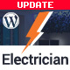 Electrician - Electricity Services WordPress Theme - ThemeForest Item for Sale