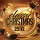 Classy Christmas Party - GraphicRiver Item for Sale