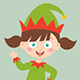 Free Download Kids Wearing Christmas Costumes Nulled