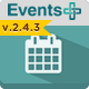 Events Calendar Registration & Booking - CodeCanyon Item for Sale
