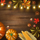 Free Download Thanksgiving Day Colored Frame Nulled