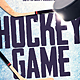 Free Download Hockey Game Flyer Nulled