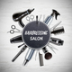 Free Download Hairdressing Tools Realistic Composition Nulled