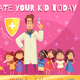 Kids Vaccination Poster - GraphicRiver Item for Sale