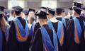 University graduates at graduation  ceremony - PhotoDune Item for Sale