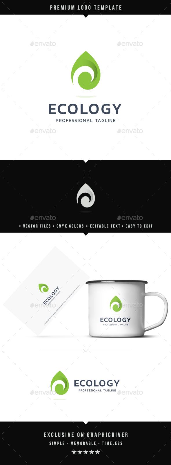 Ecology Logo - Symbols Logo Templates