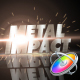 Metal Impact - Apple Motion - VideoHive Item for Sale