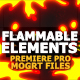 Flammable FX Elements