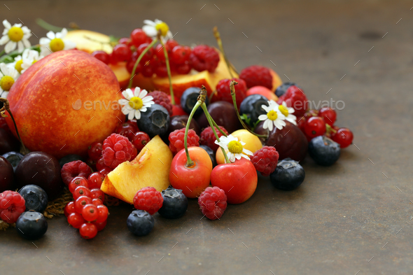 Mix Berry - Stock Photo - Images