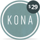 Free Download Kona - Modern & Clean eCommerce WordPress Theme Nulled