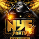 New Years Eve Flyer Template Vol.6 - GraphicRiver Item for Sale