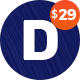 Free Download Delaware - Consulting Business, Finance WordPress Theme Nulled