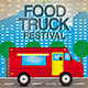 Food Truck Festival Flyer - GraphicRiver Item for Sale