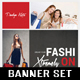Fashion Poster - Banner - Billboard Bundle - GraphicRiver Item for Sale
