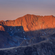 Moldoveanu Peak in sunrise - PhotoDune Item for Sale