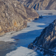 Danube Gorges in winter, Romania - PhotoDune Item for Sale
