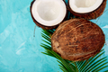 Coconut cocktail . Summer holiday drink concept, tropical cocktails - PhotoDune Item for Sale