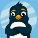 Penguin Character Mascot - GraphicRiver Item for Sale
