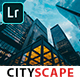 Cityscape Photography Lightroom Presets - GraphicRiver Item for Sale