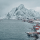 Free Download Reine fishing village, Norway Nulled