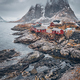Free Download Hamnoy fishing village on Lofoten Islands, Norway Nulled