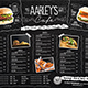 Asphalt Menu Board - GraphicRiver Item for Sale