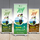 Golf Tournament Roll Up Banner - GraphicRiver Item for Sale