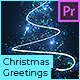 Light Tree - Christmas Greetings | Premiere Pro - VideoHive Item for Sale