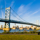 Ben Franklin Bridge Delaware River Camden NJ Philadephia Pennsylvania - PhotoDune Item for Sale