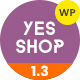 Yesshop - Responsive Multipurpose WordPress WooCommerce Theme - ThemeForest Item for Sale