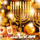 Hanukkah Tradition Holiday Flyer - GraphicRiver Item for Sale